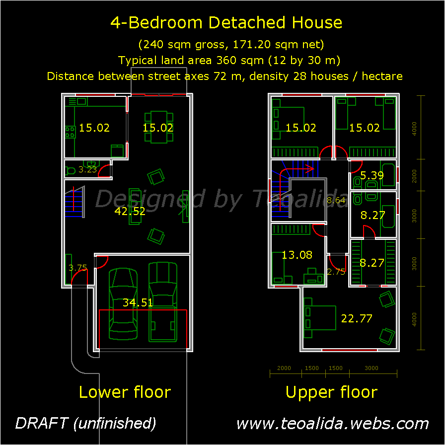 Foot Floor Plan