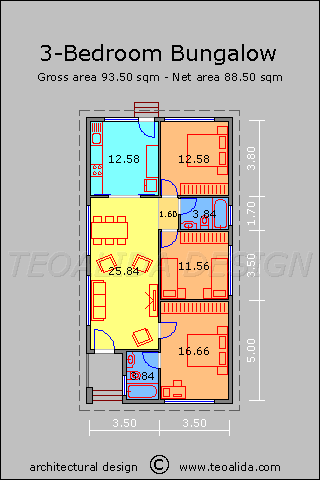 HDB Floor Plan BTO Flats EC SERS House Plans Etc Part 9