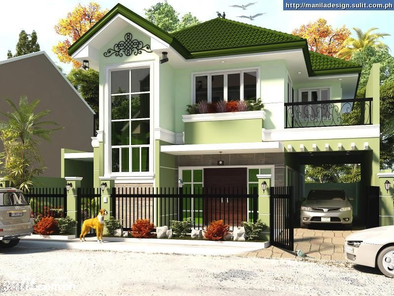 Most beautiful house contest philippines series for House design for small houses philippines