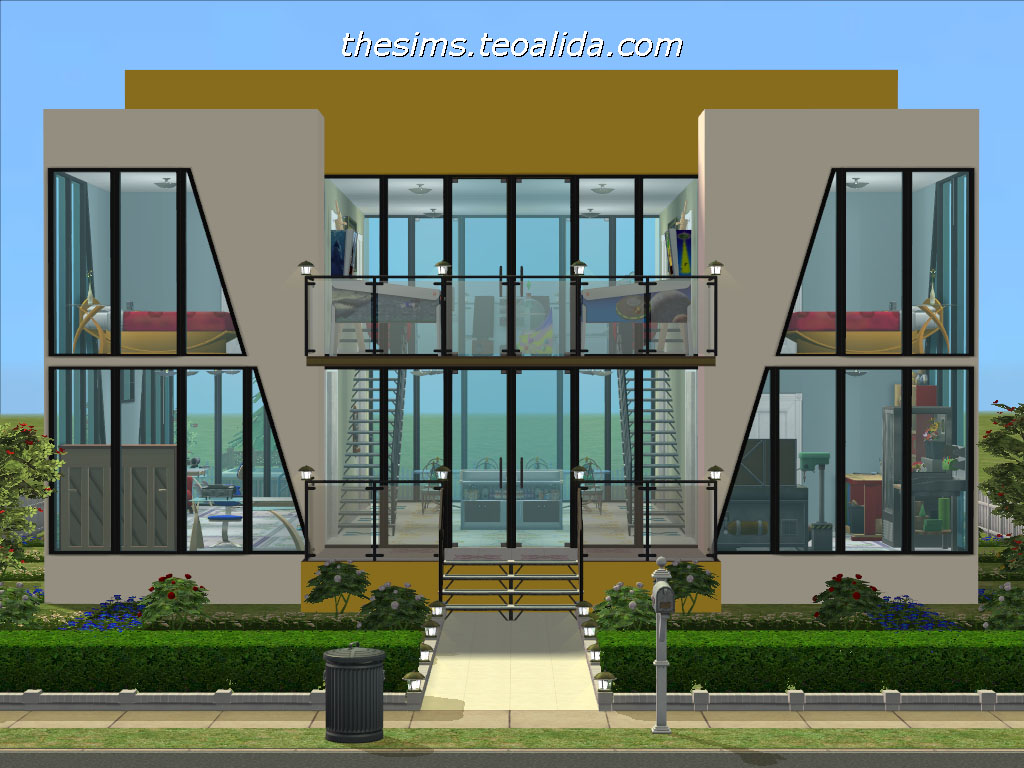 sims 2 family house plans house design plans