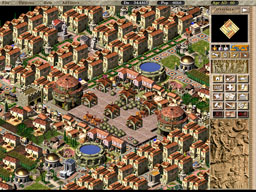 Caesar 3 Perfect City designed by Teoalida