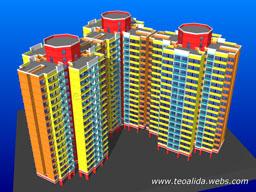 HK Concord 3D design