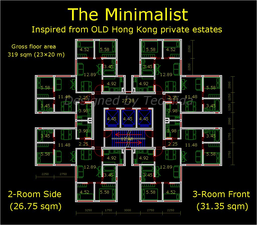 HK Minimalist