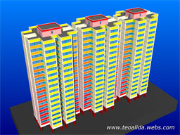 HK Minimalist 3D design