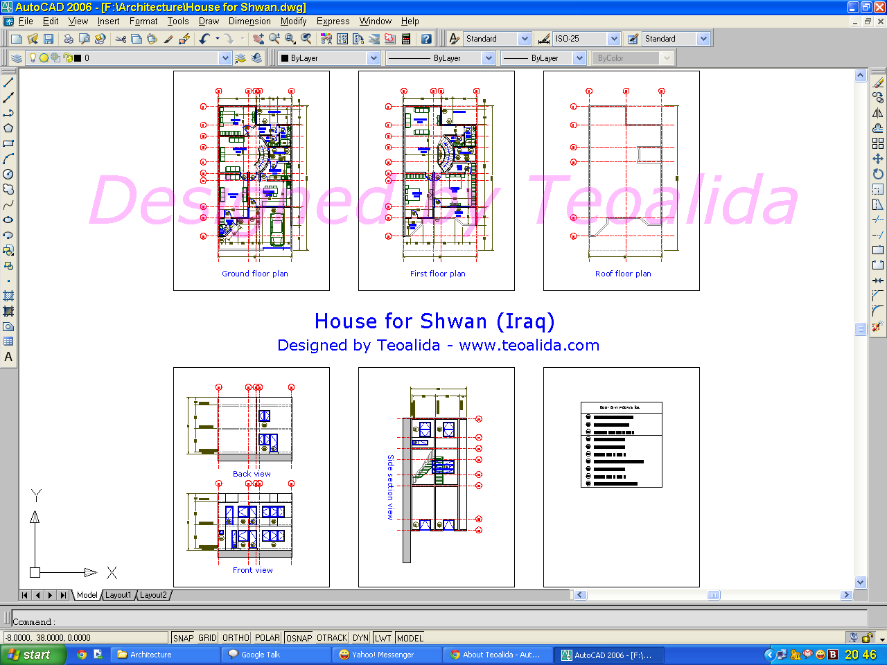House for Shwan (Iraq)