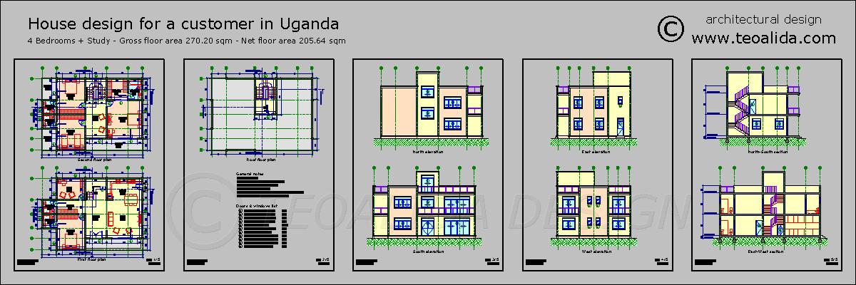 House for Uganda