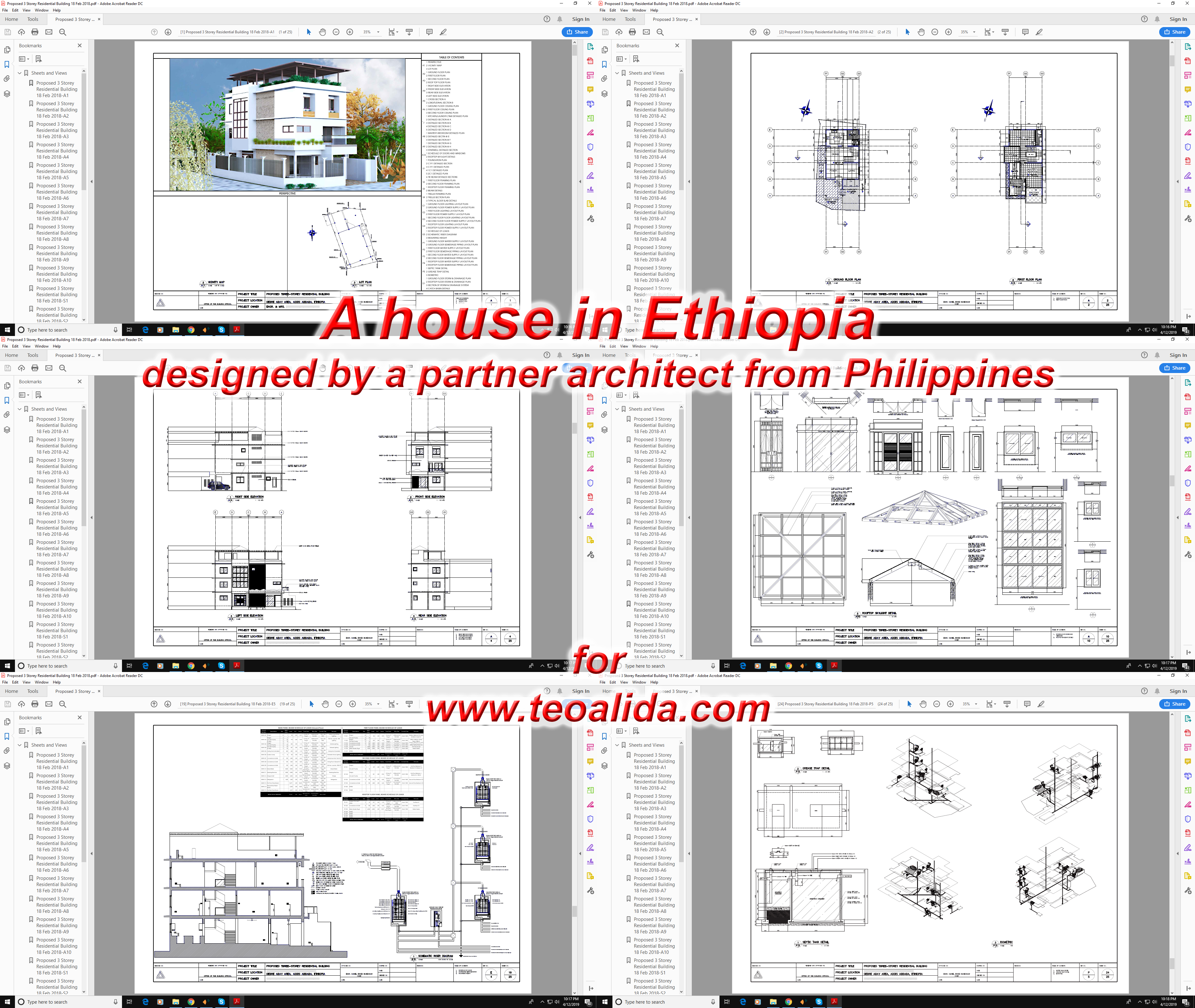 Architectural Design Services Procedure And Prices