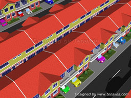 Townhouse for Philippines