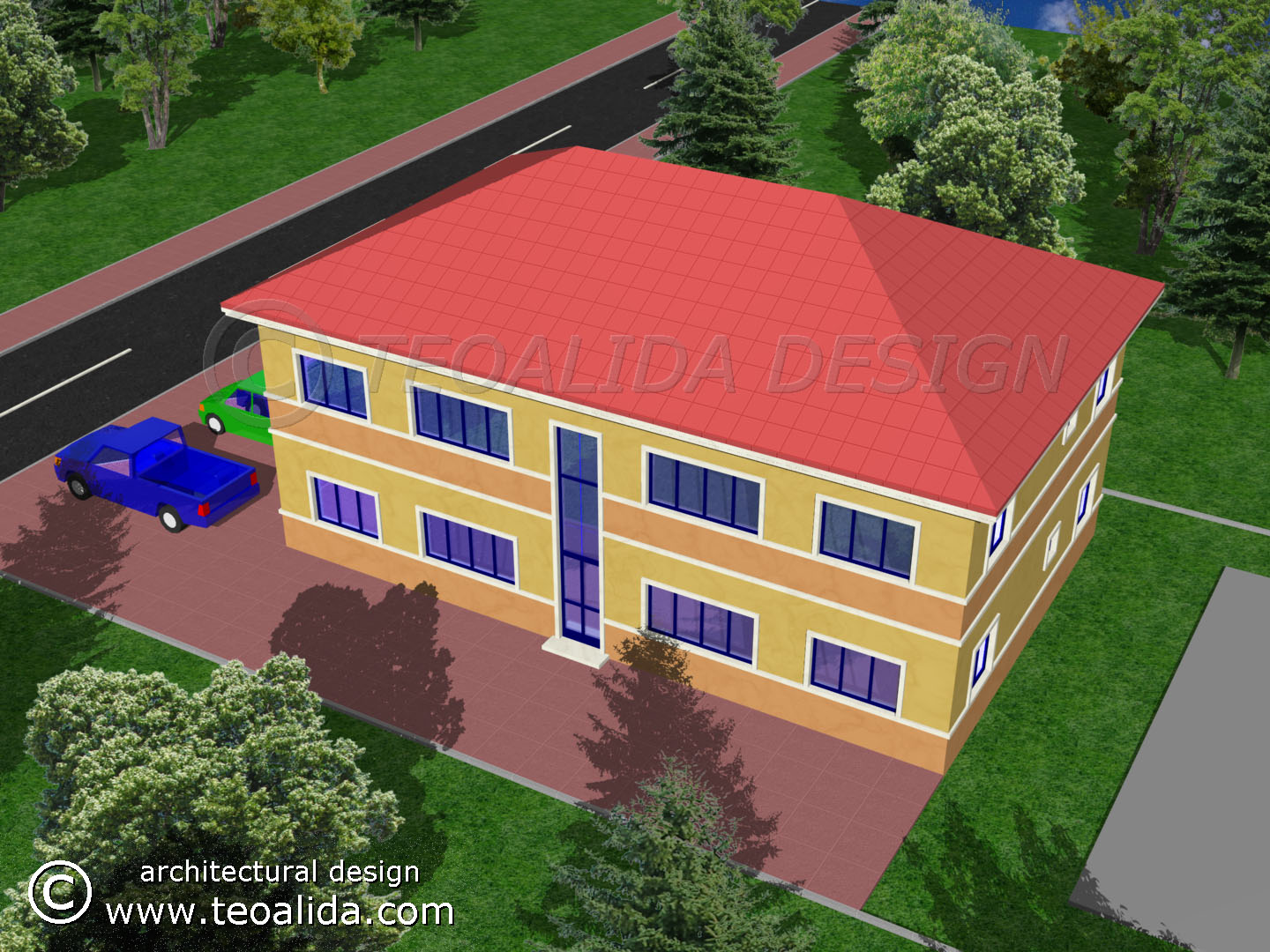 Apartment Plans 30 200 Sqm Designed By Teoalida Teoalida