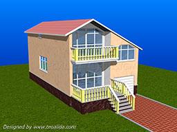 House Floor Plans 50 400 Sqm Designed By Teoalida Teoalida Website