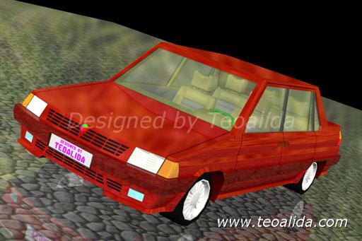 Teoalida's Car Design 2006
