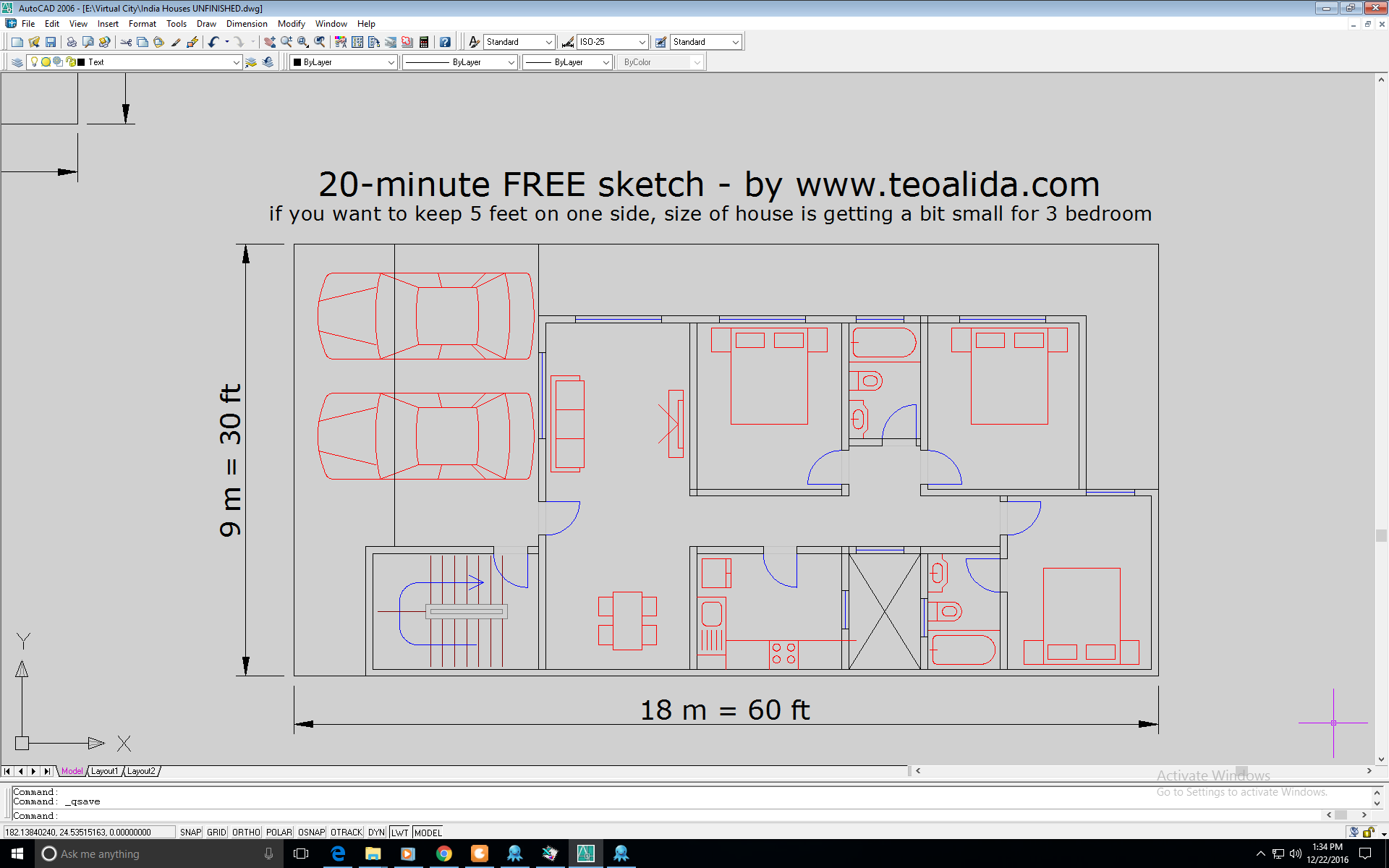 House floor plans 50-400 sqm designed by Teoalida | Teoalida ...