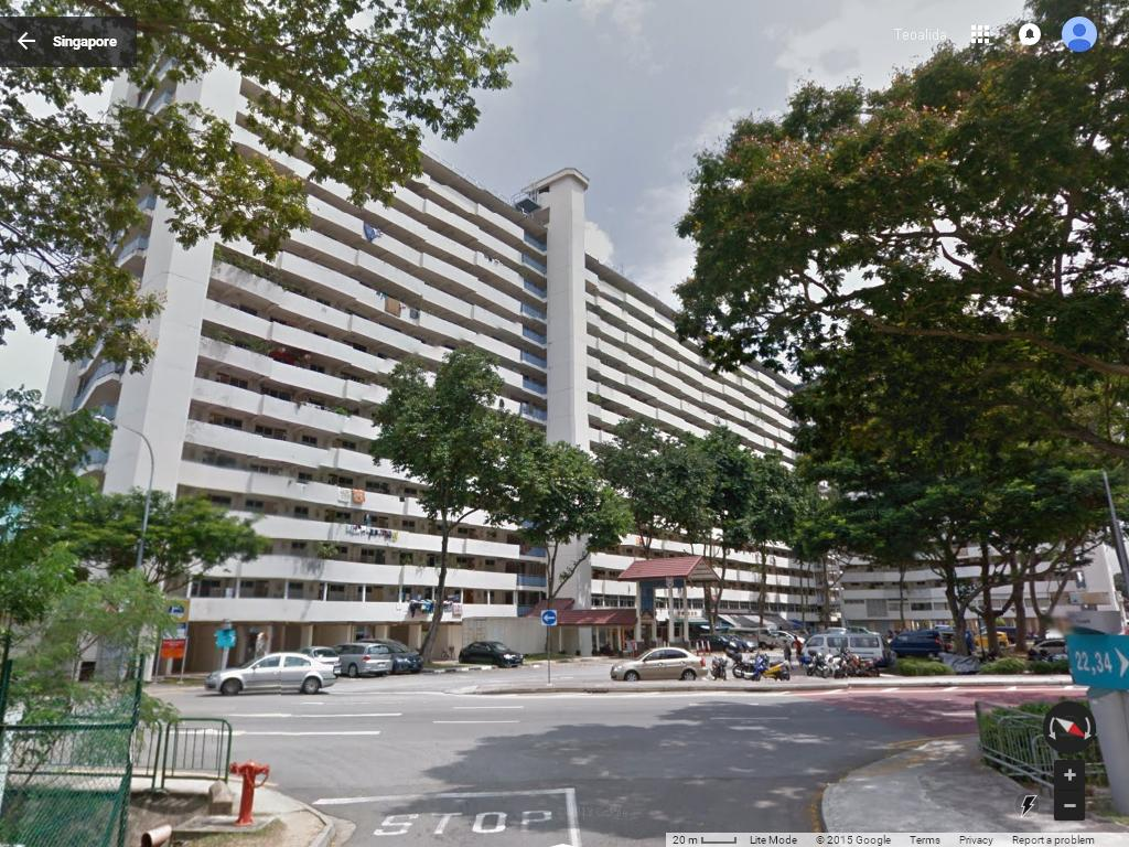 Biggest HDB block: 37 Circuit Road