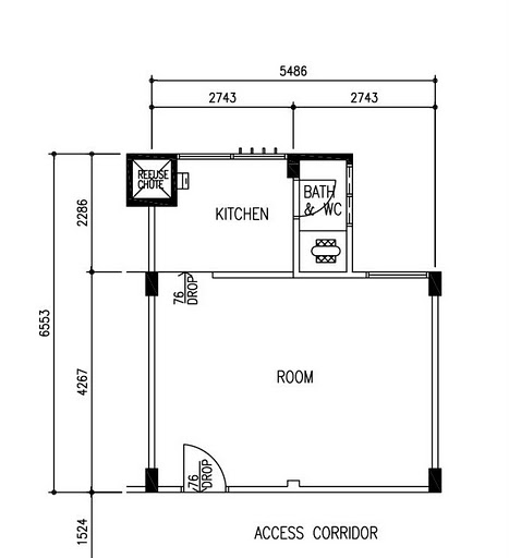 Sample Kitchen Floor Plans: HDB Flat Types, 3STD, 3NG, 4S, 4A, 5I, EA, EM, MG, Etc