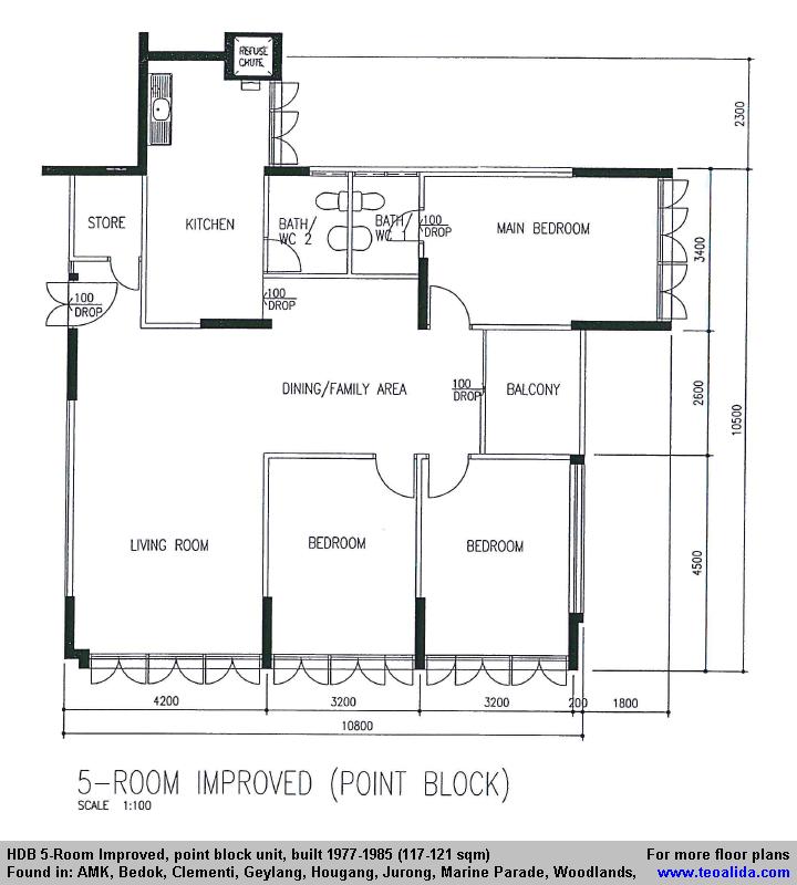 Image Result For Teoalida Hdb Floor Plan Bto Flats Ec Sers House