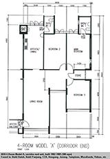 4A flat (105 sqm)