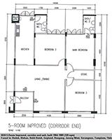 5I flat (120 sqm)
