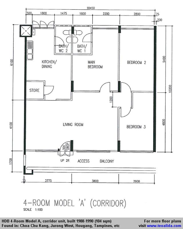 Hdb 3 Room Flat: HDB Flat Types, 3STD, 3NG, 4S, 4A, 5I, EA, EM, MG, Etc