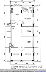 5I flat (121 sqm)