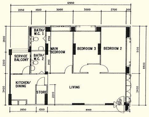Teoalidas Website Hdb Floor Plans Apartment Plans House Plans