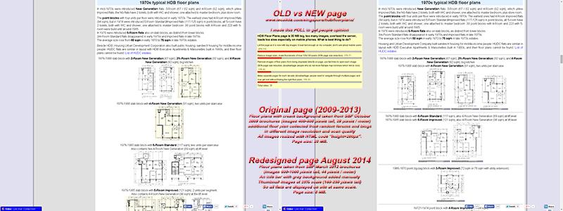 HDB site redesign
