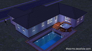 The Sims fan page