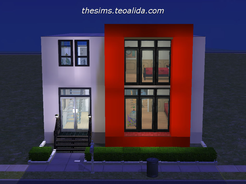 Terraced Rowhouses The Sims Fan Page