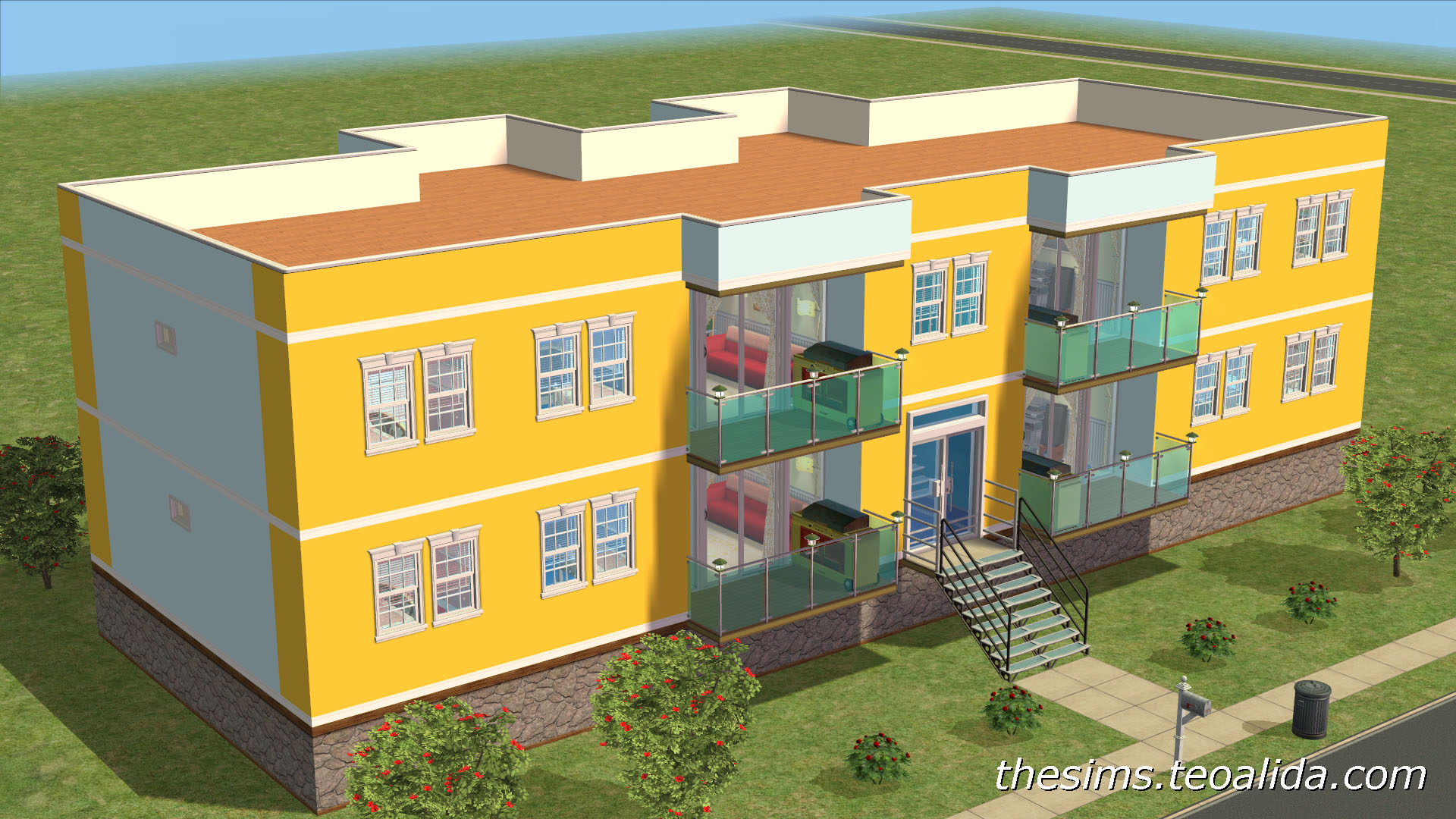 Apartment Sizes 107 Squares Plus 8 Of Balcony Rental Fees 2 230 344 Expansion Needed Life Only