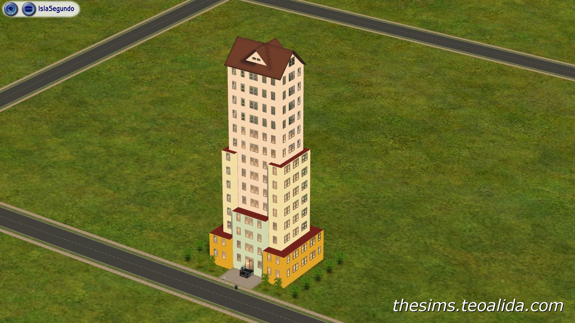 How to build taller than 5 floors - The Sims fan page