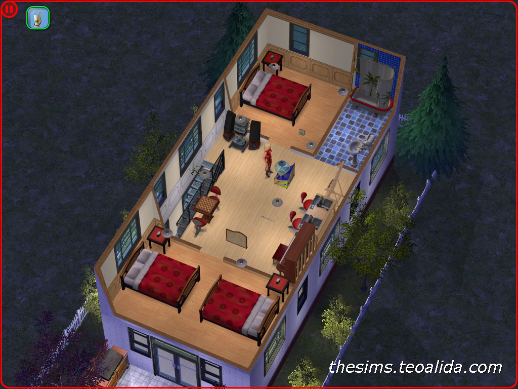 The Sims house downloads, home ideas and floor plans - Part 7