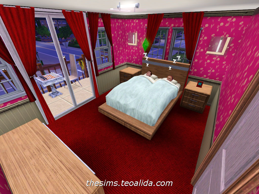 The Sims 3 Tiny House The Sims fan page