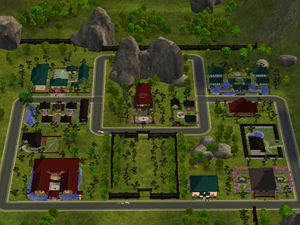 Takemizu Village
