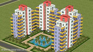 Condominium 4x136