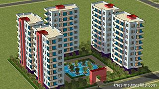 Condominium 5x116
