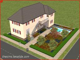 L-Shaped House 2008