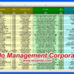 MCST managing agent database