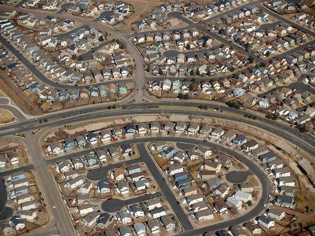 United States suburban homes