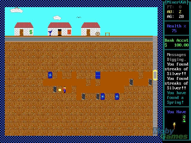 Miner VGA