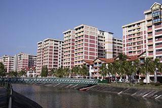 Pasir Ris 4xx (built 1989)