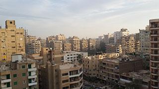 Cairo suburbs