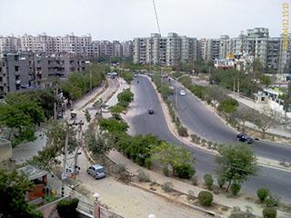 Delhi block