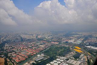 Tanah Merah houses