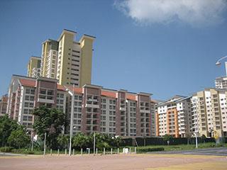 Pangsapuri, Presint 18, Putrajaya