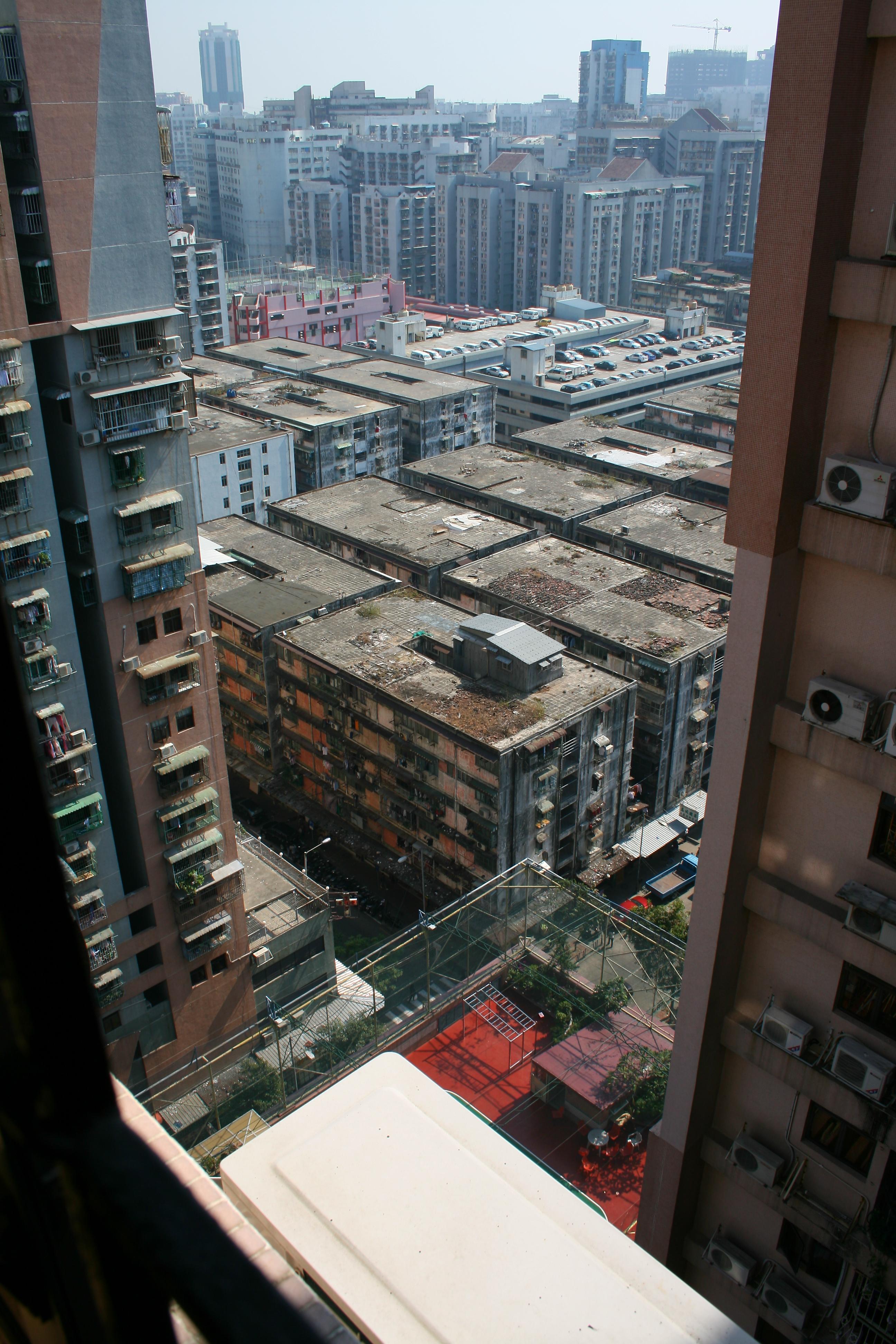Ugly Buildings Macau