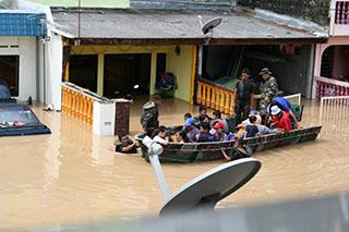 Kota Tinggi flood