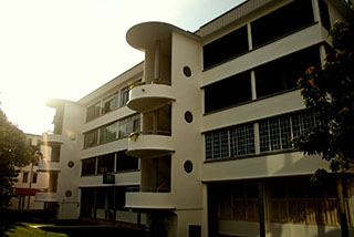 Tiong Bahru post-war SIT blocks