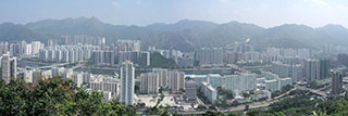Shatin New Town