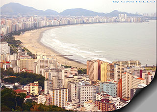 Santos waterfront