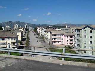 Kaesong apartments