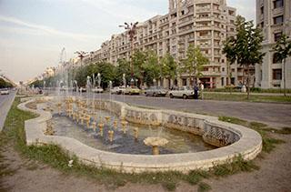 Bulevardul Unirii, high-end public housing